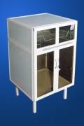Шкаф с бактерицидными лампами ШМБ-8-1