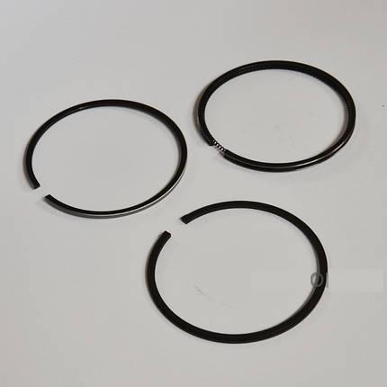 Кольца поршневые комплект двигателя ZN490BT, фото 2