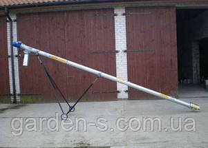 Шнековый погрузчик (транспортёр) Kul-met 12 метров, фото 3