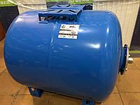 Гидроаккумулятор водоснабжения 80 л горизонтальный LIDER