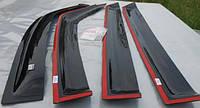Дефлекторы капота и окон ШКОДА Skoda Octavia A5 3 A7Rapid Roomster