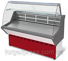 Витрина холодильная универсальная ВХСн-1,5 Нова (-5...+5)