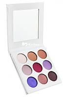 Тени для век 9 в 1 Kylie Jenner Pressed Powder Eyeshadow KyGR009