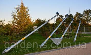 Шнековый погрузчик (транспортёр) Kul-met 6 метров, фото 2