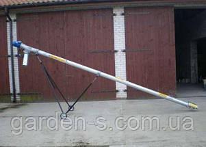 Шнековый погрузчик (транспортёр) Kul-met 6 метров, фото 3