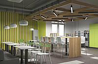 Проектирование отдельных зон и помещений для общественных зданий