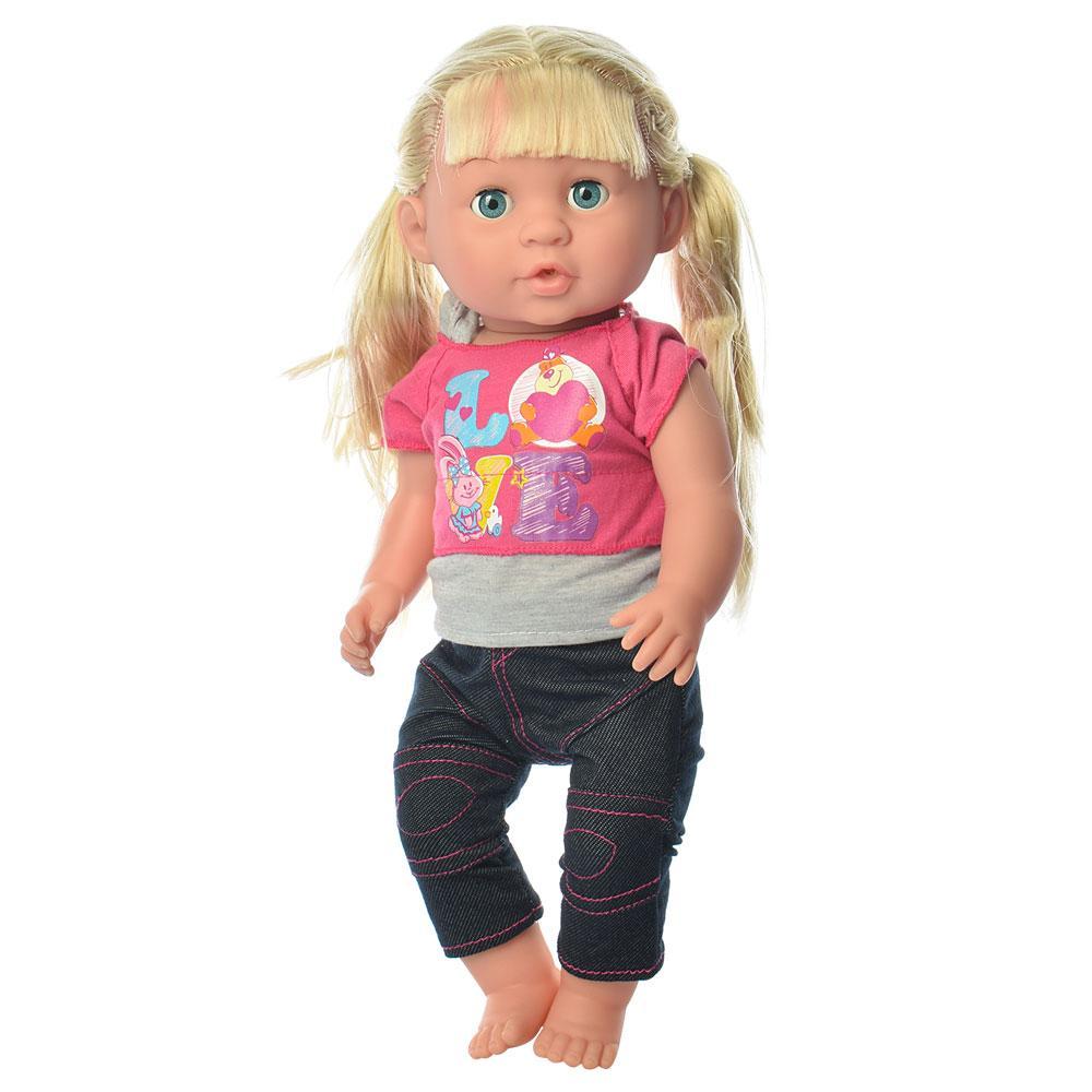 Кукла сестрёнка Валюша 318002B20-C24-D5 интерактивная
