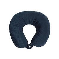 Дорожная подушка для путешествий, синий