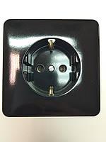 Розетка с заземлением Jung CD 500