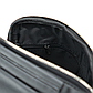Мужская Сумка Через Плечо Мессенджер Jeep Buluo (JB6638) Искусственная Кожа Черная, фото 9