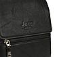 Мужская Сумка Через Плечо Мессенджер Jeep Buluo (JB6638) Искусственная Кожа Черная, фото 6