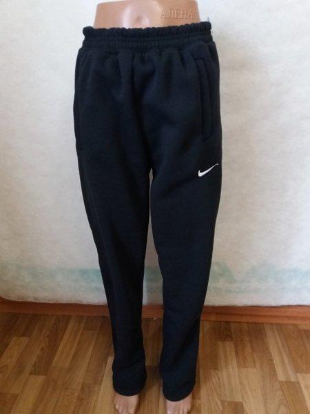 Спортивные штаны мужские теплые трехнитка на флисе р-р 52,54,56.Цвет черный.От 3шт по 137грн