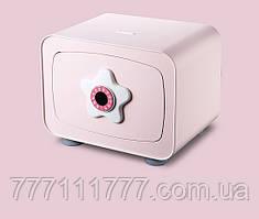 Детский сейф Xiaomi CRMCR Card Child Safe Deposit Box Pink
