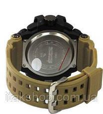 Часы спортивные Skmei 1343 Halk Хаки, фото 3