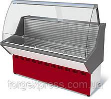 Витрина холодильная низкотемпературная ВХН-1,2 Нова (-13...0)