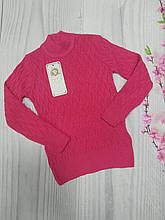 Подростковый свитер для девочки р.11-14 лет опт