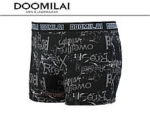 Чоловічі боксери стрейчеві з бамбука Марка «DOOMILAI» Арт.D-01301, фото 2