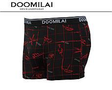 Мужские боксеры стрейчевые из бамбука  Марка  «DOOMILAI» Арт.D-01215, фото 2