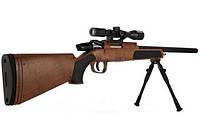 Тактична снайперська гвинтівка CYMA ZM51W з кульками, фото 1
