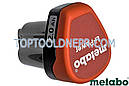 Аккумулятор для шуруповёрта Metabo PowerMax 10.8V 2A, фото 5