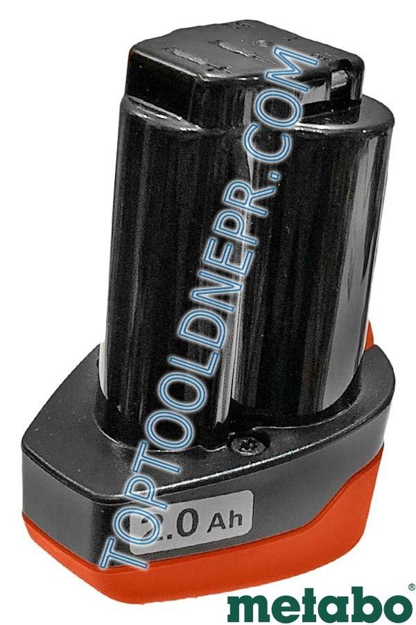 Аккумулятор для шуруповёрта Metabo PowerMax 10.8V 2A