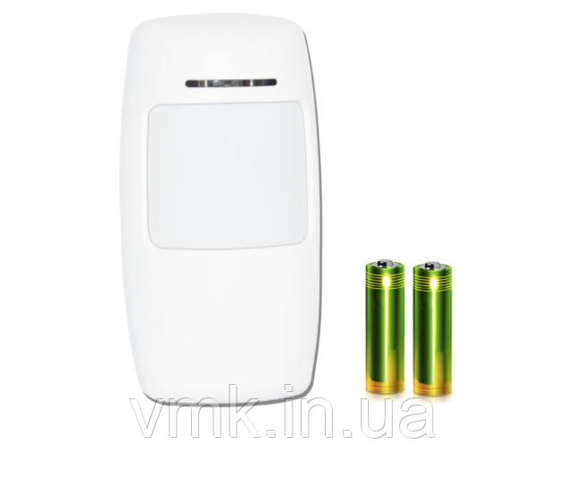 Беспроводной датчик движения 433 мГц для GSM сигнализации С батарейками