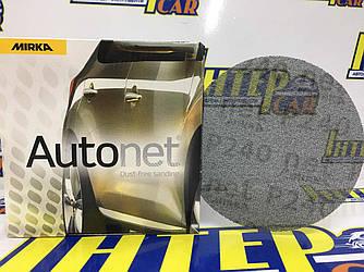 Круг шлифовальный Mirka СЕТКА Autonet (Автонет) 125 мм Р240