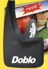 Бризковики на Fiat Doblo 2 шт