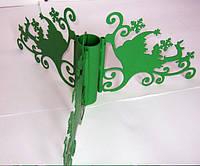 Подставка под живую ёлку. Купить металлическую разборную подставку под новогоднюю ёлку в интернет, фото 1