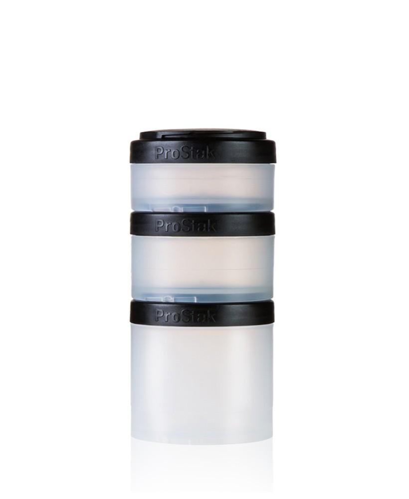 Контейнер спортивний BlenderBottle Expansion Pak Clear/Black (ORIGINAL)