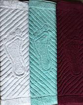 Полотенце/коврик для ног (серый), фото 3