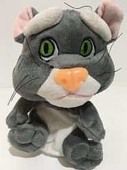 Говорящий кот Том Игрушка-повторюшка Woody Time
