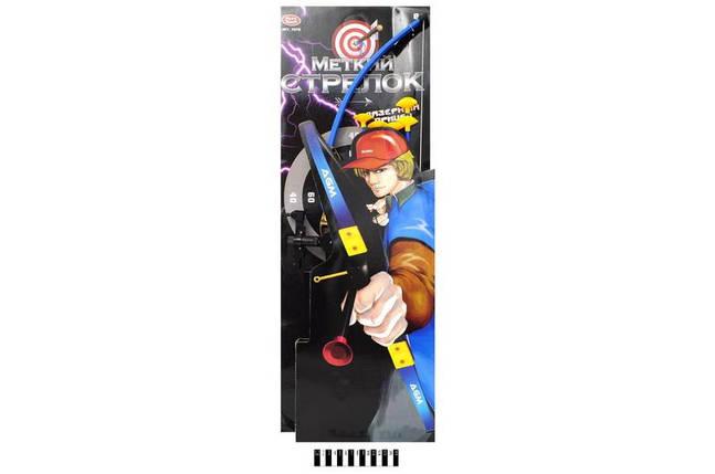 Лук со стрелами на планшете 89*32*5см /18/, фото 2