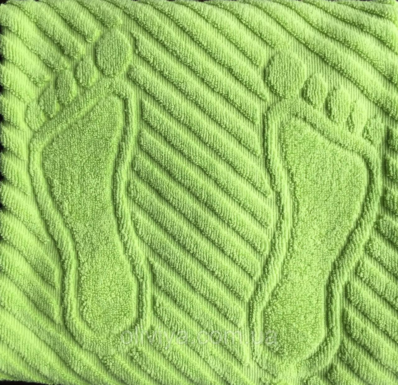 Полотенце/коврик для ног (яблочный)