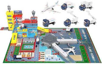 Игровой набор аэропорт HLD TOYS 92108