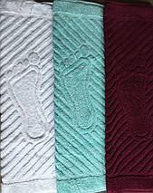 Полотенце/коврик для ног (бежевый), фото 3