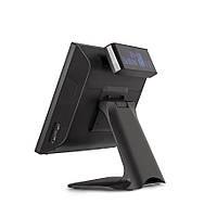 POS Терминал PROFIFOR FS1501W J1900 4Гб 128SSD W10 Pro + дисплей клиента LCD 2*20