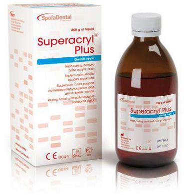 Жидкость SUPERACRYL PLUS ( Суперакрил)