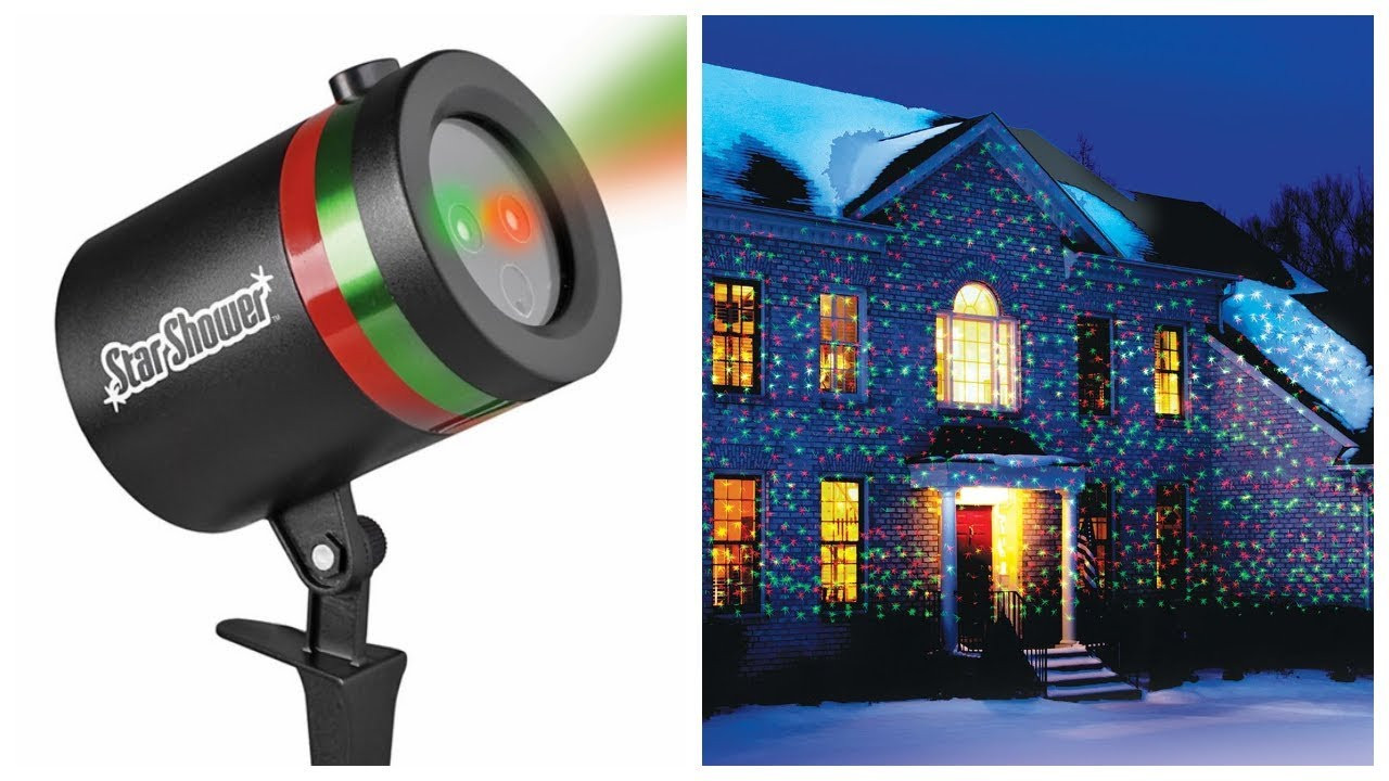 Лазерный проектор Star Shower Laser Light ( laser light № 84 круглый)