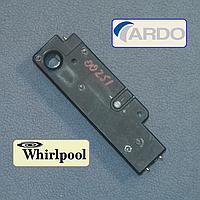 """Замок """"148AK10"""" для стиральной машины Ardo, Whirlpool (2 язычка)"""