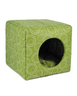 Дом для собаки Природа Кубик (40*40*37)