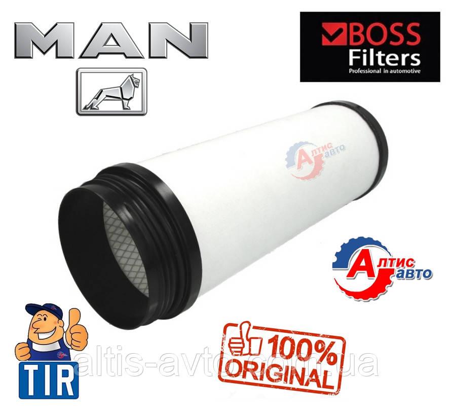 Вставка воздушного фильтра Man Tga, Tgx, Tgs D0836 LF 41-D2876 LOH 21 81084050017
