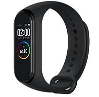 Smart Watch Mi BAND M4 black   Фитнес браслет трекер   Умный браслет часы