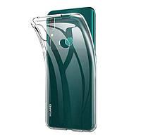 Прозрачный силиконовый чехол для Huawei P Smart Z