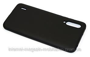 Чехол силиконовый Xiaomi Redmi Mi A3 черный Premium Cool