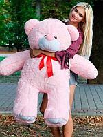 Плюшевый Мишка Ветли 130см Большой Мишка игрушка Плюшевый медведь Мягкие мишки игрушки Ведмедик (Голубой), фото 1