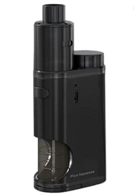 Електронна сигарета Eleaf Pico Squeeze Black, фото 2