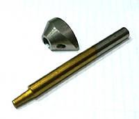 Пуансон и матрица  для вырубных ножниц