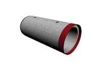 Канализационная и дождеприемная труба для микротоннелирования ТC 120.30-5МО