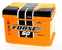 Акумулятор автомобільний FORSE  60-1 (L+)